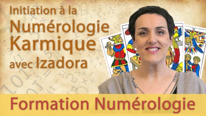 Formation Numérologie Karmique Izadora